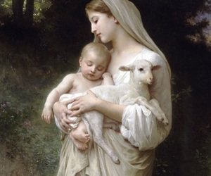 art and mother image