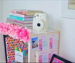 bright, camera, and decor image