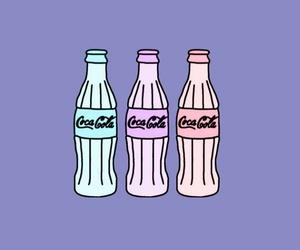 wallpaper and coca-cola image