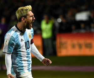 argentina and messi afa image