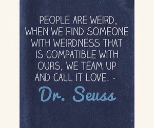 love, quote, and weird image