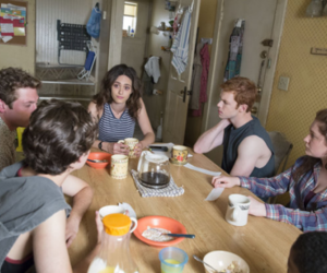 emmy rossum, jeremy allen white, and cameron monaghan image