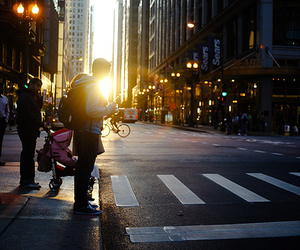 city, photography, and street image