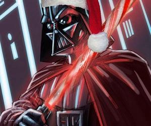christmas and star wars image