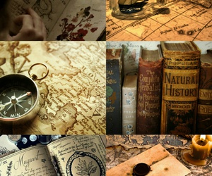 aesthetic, book, and bookish image