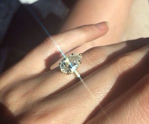 brilliant, ring, and 💍 image