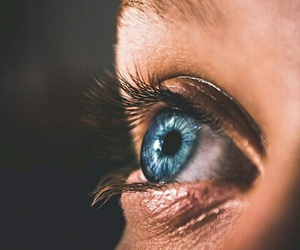 blue eye, hipster, and photographs image