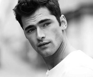 handsome, Sean O'Pry, and model image