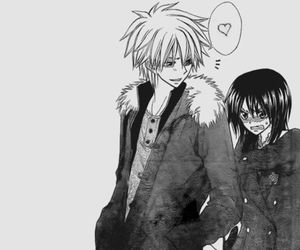 anime, kaichou wa maid sama, and manga image
