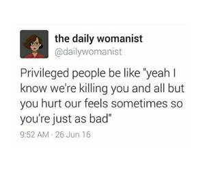 feminism, funny, and lol image