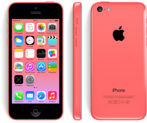 iphone, apple, and iphone 5c image