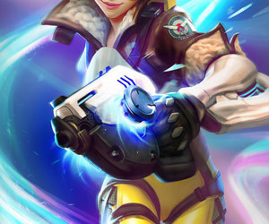 overwatch and tracer image
