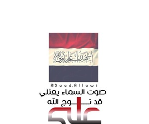arab, iraq, and اهل البيت image