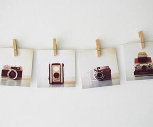 camera, photography, and polaroid image