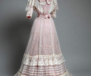 1900s, history, and old dress image