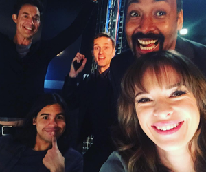 flash, the flash, and tom cavanagh image