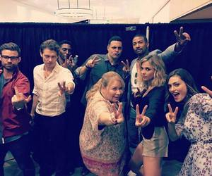 The Originals, comic con, and phoebe tonkin image