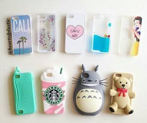 girly, starbucks, and phone case image
