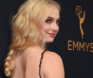 beautiful, girl, and emmys image