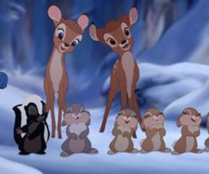 disney, bambi, and cute image