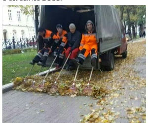 awesome, cleaning, and funny image