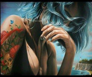 life is strange, chloe, and tattoo image