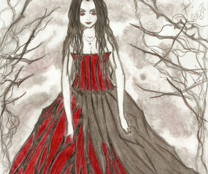 draw, drawing, and evanescence image