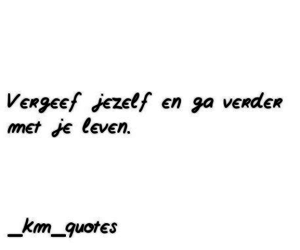 nederlands, quote, and quotes image