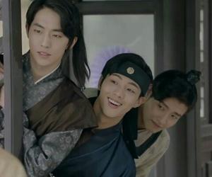 asian, drama, and gentleman image