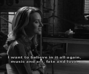 one tree hill, peyton sawyer, and music image