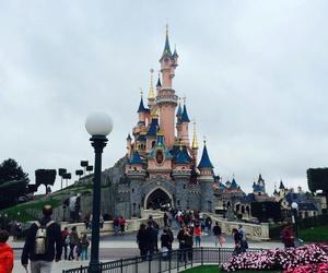 beautiful, disney, and disney castle image