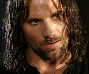 aragorn, the lord of the rings, and viggo mortensen image