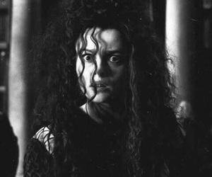 harry potter, bellatrix lestrange, and bellatrix image