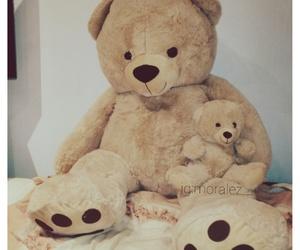 baby, bear, and big image