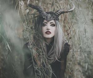 beautiful, dark, and fairytale image