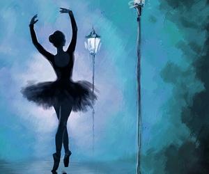 ballet, dance, and art image