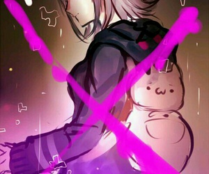 anime and danganronpa image