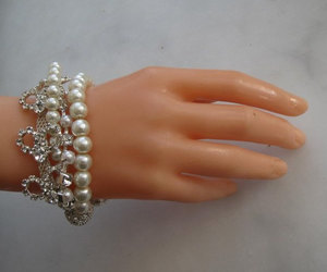 bridesmaid, etsy, and boho chic bracelet image