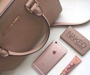 apple, Michael Kors, and bag image