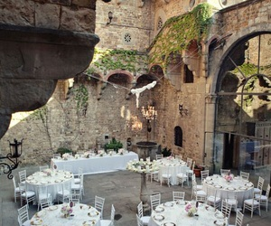 old and wedding venue image