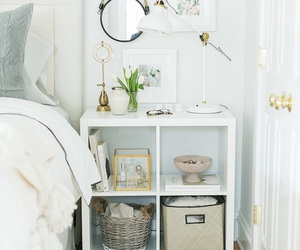bedroom, home, and organization image