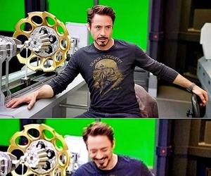 Avengers and tony stark image
