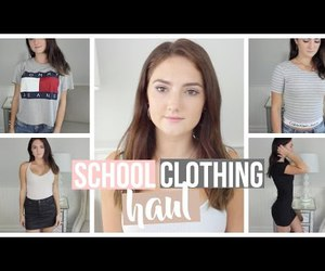 clothes, school clothes, and clothing image