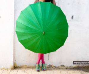 fashion, green, and india image
