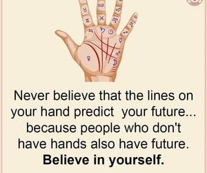 believe, faith, and future image