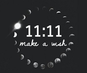 11:11, wallpaper, and wish image