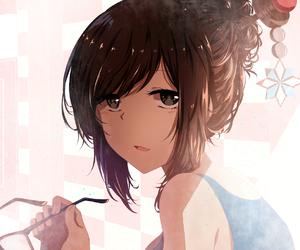 anime, overwatch, and art image