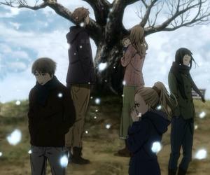 anime, grown, and orange image