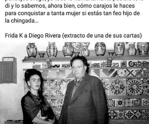cartas, Diego Rivera, and Frida Khalo image