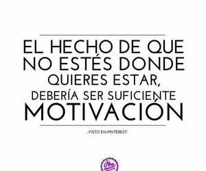 frases, inspiracion, and motivacion image